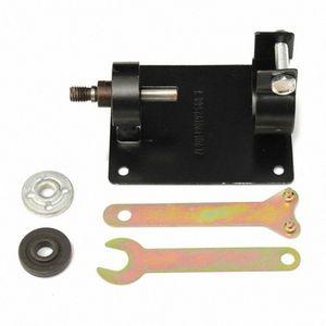 10mm Elektrikli Pratik Aksesuar Kesme Anahtarı QSNx # Standı dönüştürme Dayanıklı Manuel Kararlı Metal Seat Matkap