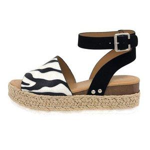 Shujin Flop Chaussures Femme Platformu Sandalia Sandalet Kadınlar Dilimleri Ayakkabı Sandalet Yaz 2020 C09 Yüksek Topuklu