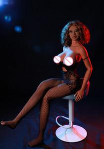 corpo 168cm completa bambola reale del sesso delle bambole del sesso giapponese realistiche gonfiabile bambola in silicone semi-solido maschio dimensioni bambole di amore di vita realistico per gli uomini SE