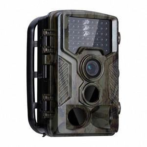 HC800A 사냥 카메라 사진 트랩 16MP 1080P 야생 동물 트레일 나이트 비전 트레일 열 화상 비디오 카메라 사냥 스카우트 PoFC 번호