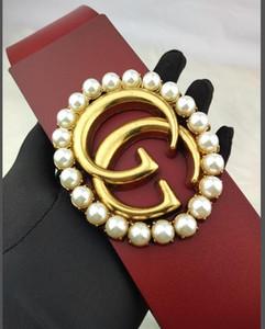Classic fashion width of 7cm for men and women luxury belt designer belt brand belt trend