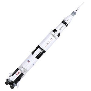 Nouvelle série Ideas Saturn Apollo V MODÉLISME blocs arment compatibles 21309 37003 éducation classique Jouets pour les enfants
