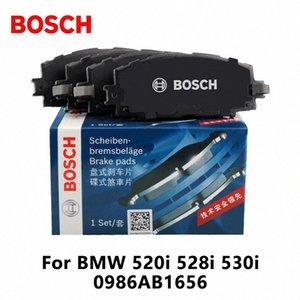 4pieces set Car Rear Brake Pads For 520i 528i 530i 0986AB1656 2865 QiZ6#