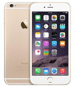 100% Refurbished Original Apple iPhone 6 Plus Handy entsperrt 5,5 Zoll IOS 12 16GB / 64GB / 128GB