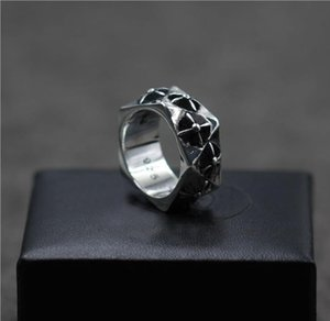 Have stamp popular fashion cross championship rings for lady mens and women trend personality punk style Lovers gift hip hop jewelry