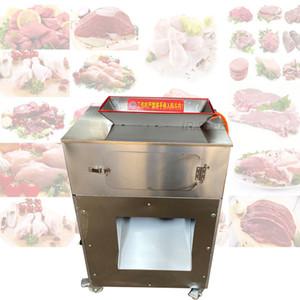 Hot sale Multifunctional stainless steel frozen fish cube cutting machine chicken dicing machine chicken breast dicer machine