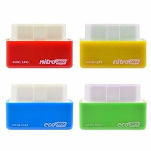 Fuel Save Eco OBD2 Plus de puissance Nitro OBD2 Benzine Diesel Essence Essence voiture Eco Chip Tuning Boîte à outils de diagnostic