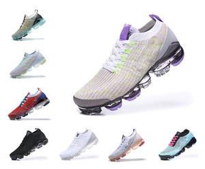 Chegada Nova FK 2.0 3.0 Knit tênis para Homens Mulheres Hot perfurador respirável Jogging Casual Shoe treinador Mens sneakers Trainers 36-45