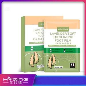MASQUE 40G Multi-Couche Foot-Odeur Nourish Oil-Control Exfoliant X Masque Réparation 3 Supprimer des callants Foot Soft Lavender Film Hydraté Supprimer HMEH