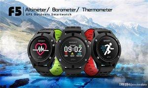 NO.1 F5 Smart Watch Android smartwatch GPS Smartwatch Heart Rate Monitor Watch Waterproof Watch Wristband Sport Smartwatch via DHL