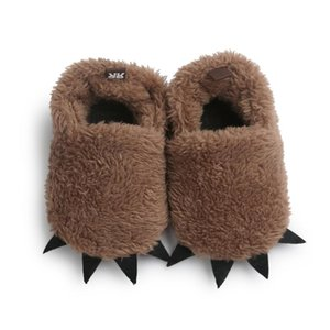 New Animal Newborn Baby Shoes Winter Booties Infant First Walkers Photo Props Accessories Baby Clothing Sock Shoes