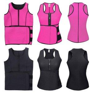 Sexy Bustiers Corsage Corsets Women Waist Trainer Body Shapers Slimming Vest Modeling Strap Steel Boned Postpartum vest tank