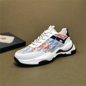 Dior shoes 2020 새로운 남성 신발 뉴스 패션 스니커즈 남성 레이스 업 스포츠 신발 남자 나포 야외 트레이너 테니스 레저 캐주얼 신발 xshfbcl