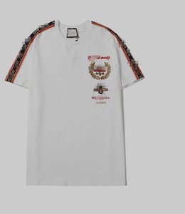 Men's designer T-shirt new high quality logo luxury printed T-shirt hip hop cotton top high quality men's and women's wear shoes bag