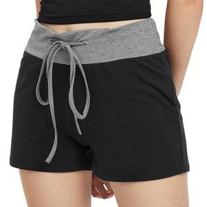 Short Pants Fashion Women Gold Silver Pant High Waist Sport Pants Shorts Shiny Metallic Pants Pantalones#5091