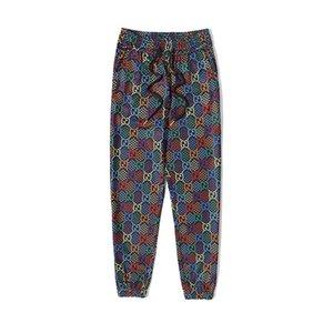 Fashionable men's pants send men's pants pants hip-hop sweatpants men's casual jogger M-2XL size