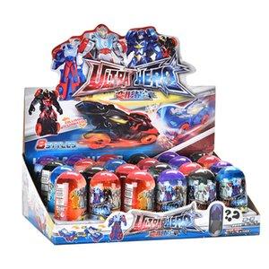 20 piezas de dos combinación de héroe de carreras de coches de juguete de regalo niño 03