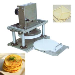 CE Electric Pizza machine Pâte Pâte à pizza Une pression aplanissement machine pâte rouleau feuille de presse Pâtisserie Pizza Noodle Presse 220 V