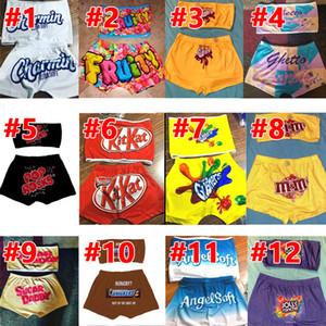 mulheres agasalho Cortar sexy top de culturas e calções dois set peça Mulheres peito envolto Two Piece Set letra da cópia painéis Tops Shorts Outfits