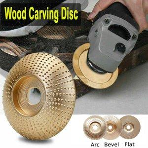 Dreamburgh caliente carburo de madera Talla de las herramientas de lijado Shaping Disco abrasivo de la muela abrasiva rotativa de discos de madera de Polonia para amoladora angular