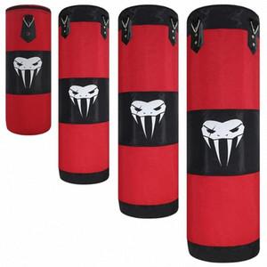 SOTF бокса Sand сумка Пустой Боксерский мешок тхэквондо кикбоксинг оборудования боевых искусств висячие Кик Муай Тай Boxer Обучение FuIF #
