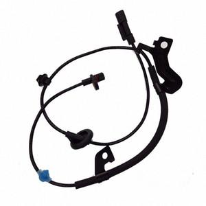 Posterior derecho ABS sensor de velocidad de rueda 4670A580 ALS1819 para Mitsubishi Lancer Outlander VII ASX 2006 2007 2008 2009 2010 2011 2012 Eeaw #