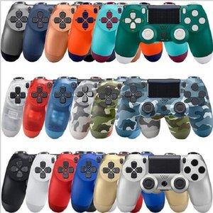 Sony için PS4 Titreşim Joystick Gamepad PS4 Game Controller için Bluetooth PS4 Kablosuz Kumanda İstasyonu ücretsiz kargo oyna