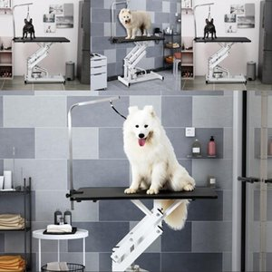 Fashion Hydraulic Dog Pet Grooming Table Heavy Duty Big Size Z Lift Pet Grooming Table In Stock