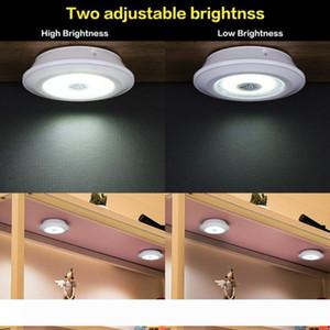 원격 제어 크리 에이 티브 작은 공간 조명 COB 터치 램프 캐비닛 팻 램프 꼬리 상자 램프