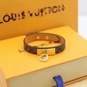 pp bracelet cadeau Parti Top femmes design de luxe de qualité Marque hommesbijoux Bracelet anniversaire louis vuitton boîte-cadeau