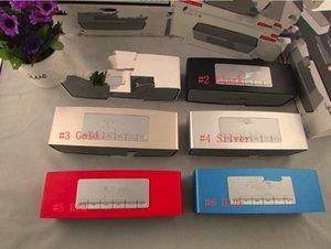 Mini haut-parleur portable Bluetooth avec le logo sons haut-parleurs sans fil Super Bass stéréo Subwoofer Haut-parleurs Carte FM TF gros