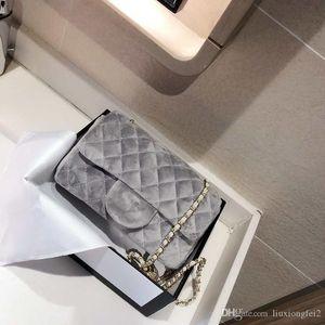 2020 top quality designer new women's bags fashion Single Shoulder Messenger Bag diamond chain bags