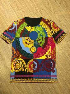 2020SS New Mens Designer T shirt Luxury Paris fashion Tshirts Summer Women T-shirt Male Top Quality 100% Cotton Top Tees 989848