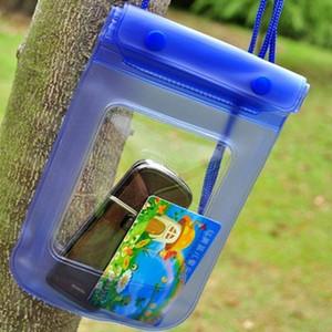 Thickened mobile phone Camera bag bag certificate cover camera waterproof cover waterproof 5 m for both men and women