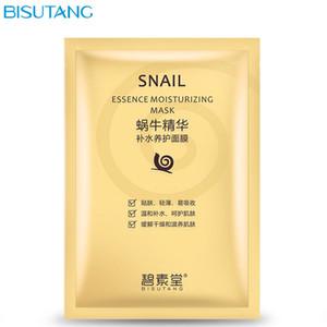 Snail Essenz Hydrat Patch Maske Skin Care Pore und Häutchen Reiniger Mascarilla Black Face Feuchtigkeitswiederherstellung Großhandel Gesichtsmasken