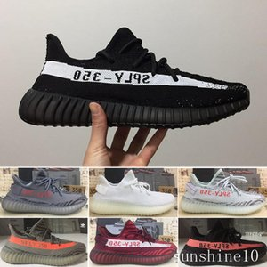 Find v2 shoes,Source Kanye West Sneaker Zebra Triple White V2 Clay True Form Hyperspace Static Black Red Oreo Green HUJ7N