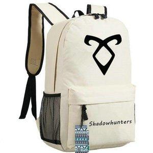 Shadowhunters zaino cacciatori dell'ombra zainetto Tv gioco zainetto zaino durevole sacchetto di scuola casuale giornata all'aperto pacchetto