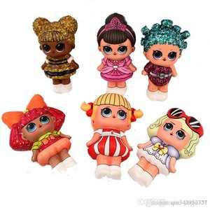 Squishies toys 12cm cute girl series PU Slow Rising squishy toys kids Christmas gift Decompression toys