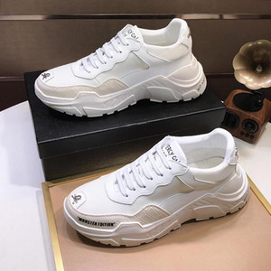 2020 Mens Shoes Casual Fashion High Quality Outdoor Street Platform Shoe Fitness Footwears Zapatos De Hombre Clearance Lo -Top Sneakers Mens