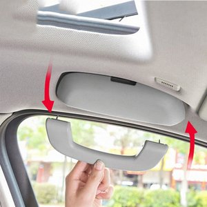 Очки Дело Интерьер Модификация автомобиля очки Зажим для хранения Box 7v8q #