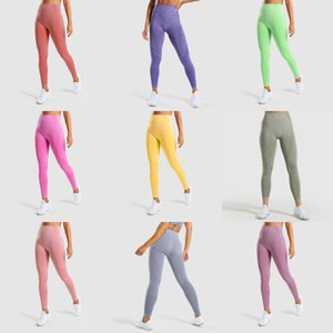 Fashion Women'S Jean-Like Hollow-Out Printed High-Waist Elastic Trousers Pants Women Yoga Pants Leisure Fitness Pantalones #DM#197
