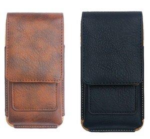 محفظة المحمول حقيبة الخصر وحيد القرن نمط الدائر حقائب بطاقة جيب حزام الهاتف جيوب جلدية الغلاف تطبيق الرجل المرأة 11wz B2