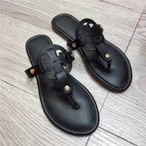 Donne gg Summer Beach Thong Sandali LV diapositive pistoni piani donna Gucci Infradito tb scarpe di alta qualità 870