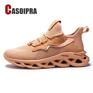 2020 New Men's Sport Shoes Blade Comfortable Running Shoes for Men Sneakers Casual Jogging Walking Big Size 39-46
