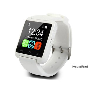WYJ HOT sell U8 Smart Watch Bluetooth Wrist Watches Altimeter Smartwatch for Android and for iOS phones Smartphones