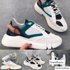 2020 Hot Vente Mode Marque Chaussures Hommes Italie Buscemi de luxe de Baskets entraîneurs par lacets Casual chaussures