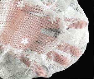 Kappe capLace baby baby Mädchenhut neugeborene Prinzessin Baumwollgewebe Spitzehut 0 Dezember