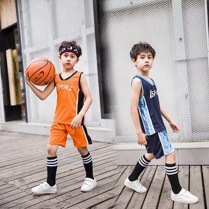 Basketball wear vest suit men women baby kindergarten 61 performance wear primary training children's Children's jersey