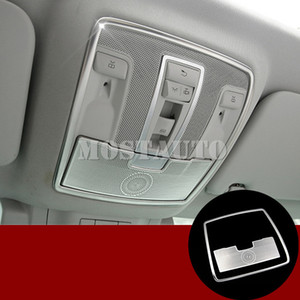 Frente interno Light Reading Recorte cubierta 2pcs para el Benz ML W166 2012-2015 GL X166 2013-2015