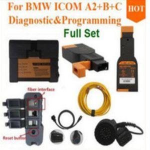 Продвижение цена ICOM A2 Plus B C 2020 для BMW ICOM A2 + B + C для BMW DiagnosticProgramming 3 в 1 BMW ICOM A2 DHL Бесплатная доставка